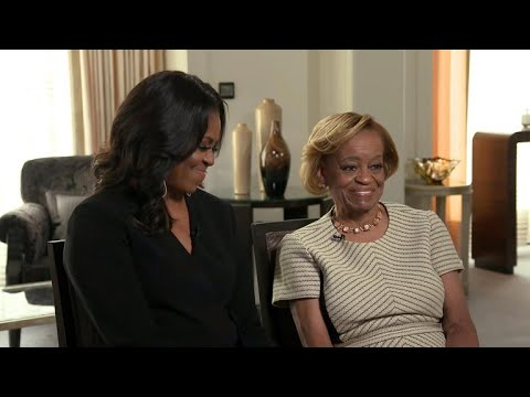 Michelle Obama and her mother on adjusting to life at White House