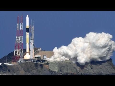 Japanischer Raketenstart erfolgreich - mehrere Satell ...