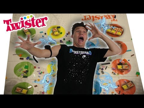 SHOCKING MOUSE TRAP TWISTER!! (EXTREME)