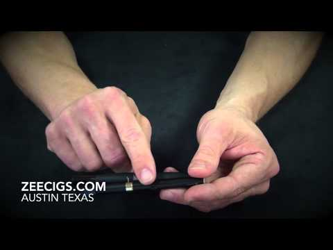 History of Electronic Cigarettes a general review by ecigs Model / eCigarette Vapor Kit