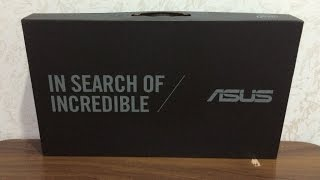 asus in search of incredible x556uj laptop unboxing
