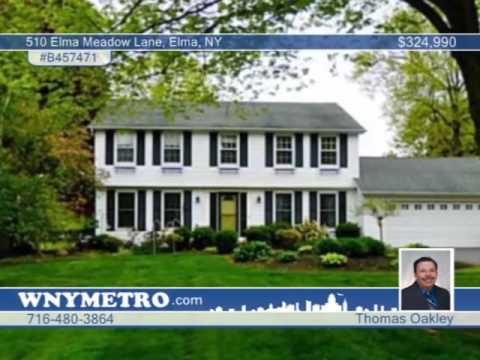 WNY Metro Youtube Channel:  WNY Metro Showcase Of Homes 9-20-14