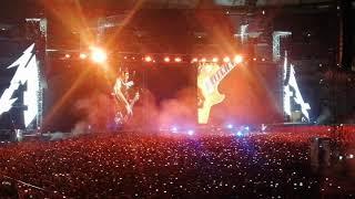 """Metallica i ich mistrzowskie wykonanie """"Snu o Warszawie"""" na Stadionie Narodowym"""