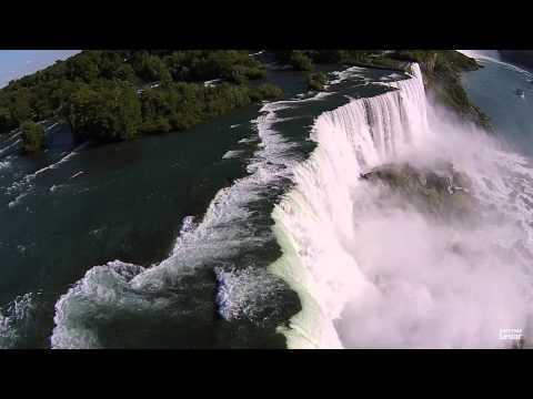 Niagara Falls Drone Video