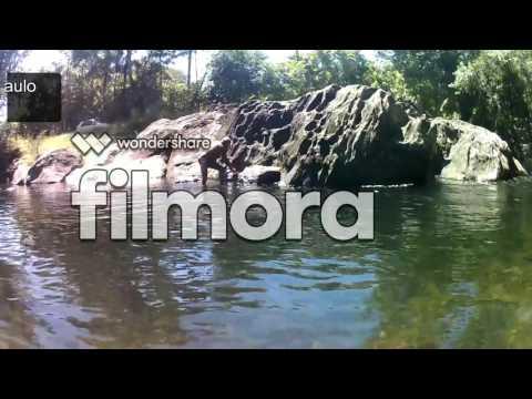 Cachoeira em Itariri // Poção // lazer com os amigos
