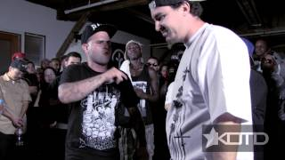KOTD Prove Yoself | Sinner vs. Kidd Wite