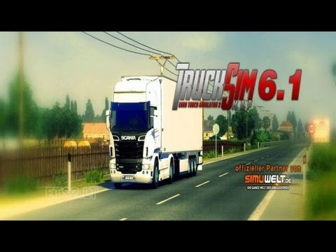 TruckSim Map 6.1 1.21