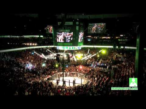 0 Electrifying Crowd Energy For UFC On Fox