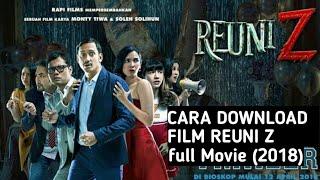 Nonton Cara Download Film Reuni Z ( 2018 ) WEB - DL Full Movie Film Subtitle Indonesia Streaming Movie Download