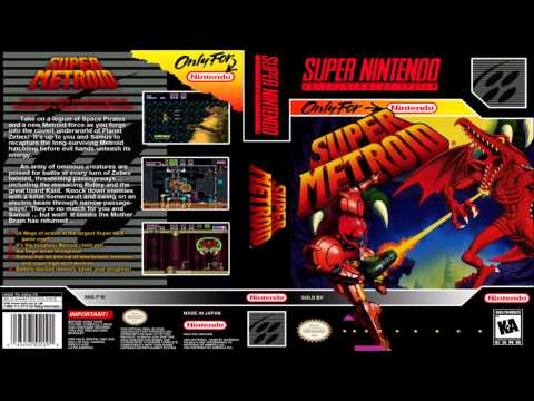 Super Metroid OST - Big Boss Confrontation BGM (Ridley, Draygon)