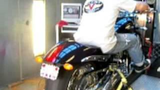 3. VICTORY HAMMER 187 HP DYNO RUN motorcycle harley buster