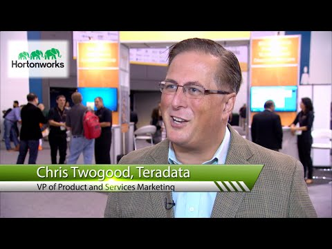 Teradata – Hortonworks Partner Interview 2015