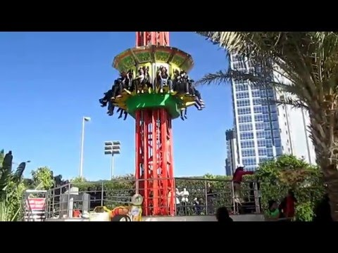 Super Shot in Shallal theme park, Jeddah KSA