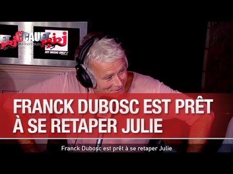julie - C'Cauet sur NRJ de 19h à 22h ! Encore plus de vidéos sur Cauet.fr Pour plus de kiff, abonne-toi ! http://www.youtube.com/subscription_center?add_user=cauetofficiel Franck Dubosc est prêt...