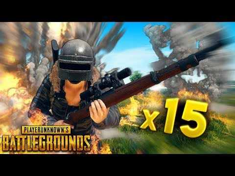 AMAZING X15 SCOPE..  Best PUBG Moments and Funny Highlights - Ep.169