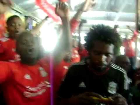 You'll Never Walk Alone, Liverpool Fans Nairobi, Kenya