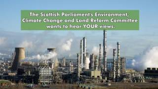 Are we doing enough to improve air quality in Scotland?  The Environment, Climate Change and Land Reform Committee wants to hear your views on this as part of a new inquiry. Find out more www.parliament.scot/airquality Published by the Scottish Parliament Corporate Body.www.parliament.scot  //  We do not facilitate discussions on our YouTube page but encourage you to share and comment on our videos on your own channels.  //  If you would like to join in our conversations please follow @ScotParl on Twitter or like us on Facebook at www.facebook.com/scottishparliament
