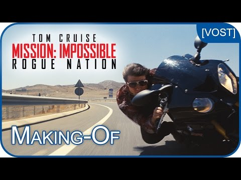 "Mission: Impossible - Rogue Nation | ""Motorcycles"" 