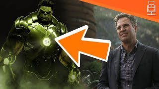 Video The Hulk Has His own Armor In Avengers Infinity War MP3, 3GP, MP4, WEBM, AVI, FLV Maret 2018