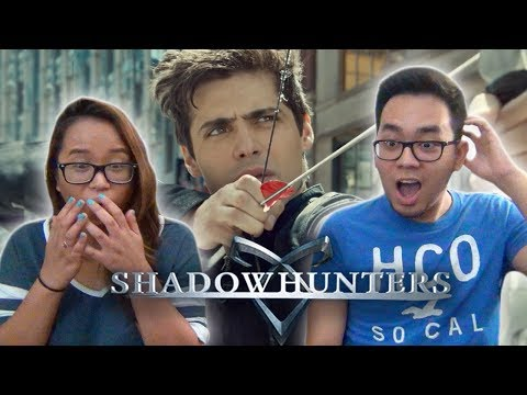 SHADOWHUNTERS 2x20 Season 2 FINALE Beside Still Water REACTION & REVIEW