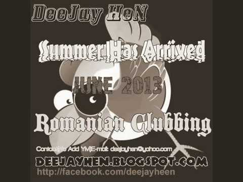 New Romanian House★Club Mix★JUNE 2013★CLUB MUSIC By DeeJay HeN