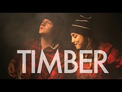 Timber – Pitbull Ft. Kesha (Tyler Ward & Alex G Acoustic Cover) – Music Video