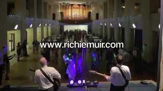 Richie Muir Band's Showreel