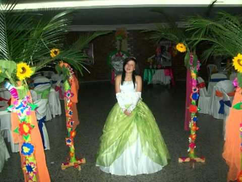 Decoración fiesta XV años hawaiana adultos - Imagui