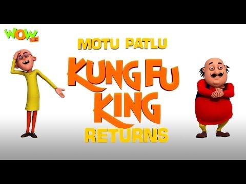 Video Motu Patlu Kungfu King Returns - Motu Patlu Movie - ENGLISH & FRENCH SUBTITLES! download in MP3, 3GP, MP4, WEBM, AVI, FLV February 2017