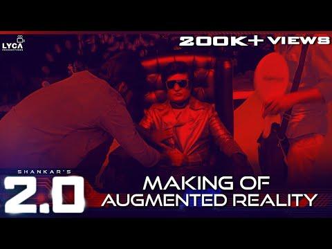 Augmented reality creation - 2.0 - Rajinikanth