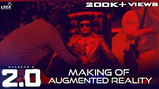 Augmented reality creation - 2.0 - Rajinikanth