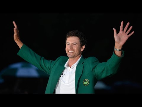 2013 Masters Tournament Final Round Broadcast