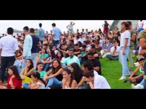 Дискотека МУЗ-ТВ в Баку | 28.07.18 - DomaVideo.Ru