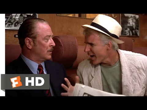 Dirty Rotten Scoundrels (1988) - Lawrence Meets Freddy Scene (2/12) | Movieclips