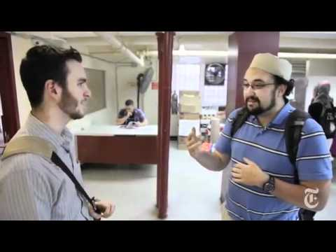 dawahaddict - In the summer of 2011 I was interviewed for a video piece by a reporter for the Times. I really thought it would just be a small thing, but alhamdulillah it ...