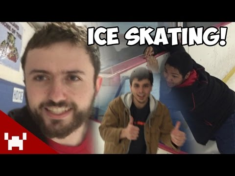 skating - So a loooong time ago, I once tried driving down to NYC from upstate New York (where I visit every year) to go ice skating with Chilled. That never happened because I got stuck in a blizzard...