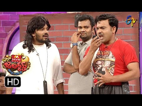 Sudigaali Sudheer Performance | Extra Jabardasth | 26th October 2018 | ETV Telugu