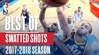 Best Swats of the 2017-2018 NBA Season by NBA