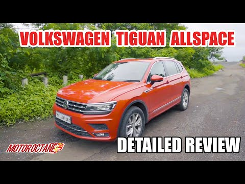 Volkswagen Tiguan All-Space - Fortuner competition SUV is here