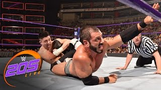 Nonton Austin Aries vs. TJ Perkins: WWE 205 Live, April 18, 2017 Film Subtitle Indonesia Streaming Movie Download