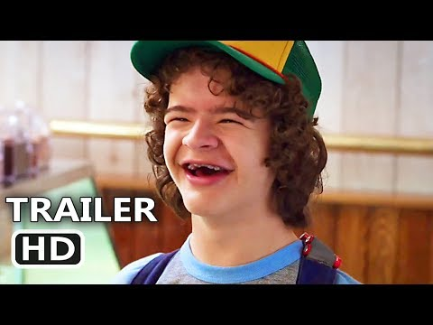STRANGER THINGS Season 3 Official Trailer (2019) Netflix Series HD