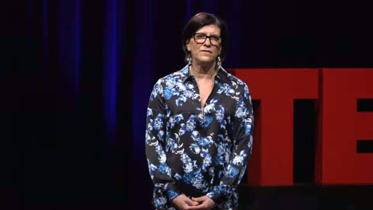 Salt in My Soul: Love, Loss, Legacy | Diane Shader Smith | TEDxPaloAlto