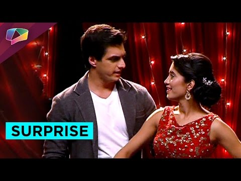 Naira and Kartik surprise Akshara on her birthday