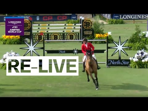 RE-LIVE | Longines FEI Jumping Nations Cup™ 2019 | Wellington (USA) | Longines Grand Prix