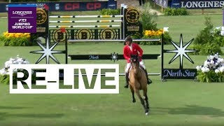 RE-LIVE | Grand Prix Wellington | Longines FEI Jumping Nations Cup™ 2019