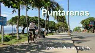 Puntarenas Costa Rica  city images : Puntarenas 2014 - Costa Rica Footage