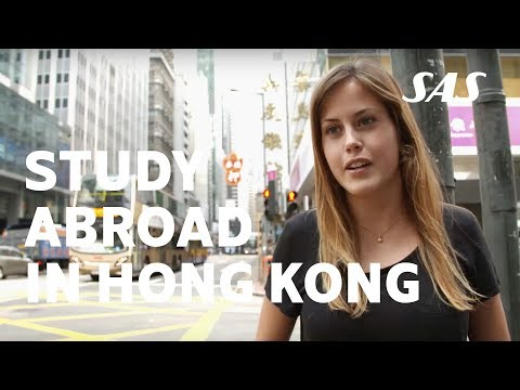 A Glimpse at Hong Kong – where everything is happening
