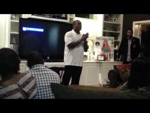 Kevin Merriweather 5 Star Ambassador / BodyByVi (Visalus) Challenge Party