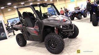 4. 2019 Yamaha Wolverine X2 R-Spec SE - Walkaround - 2018 AIMExpo Las Vegas