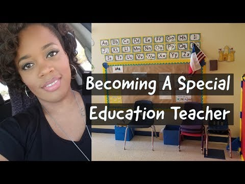 Becoming a Special Education Teacher